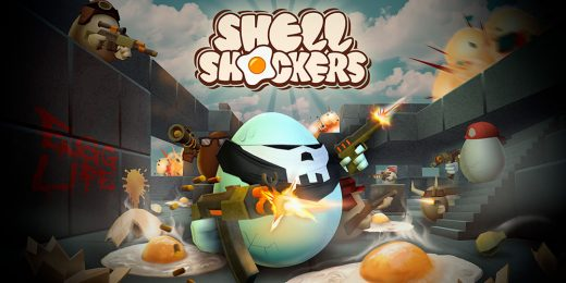 蛋蛋枪战 Shell Shockers.io