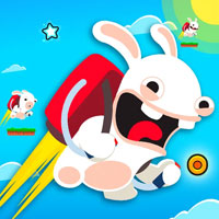 Rabbids Wild Race 疯兔快跑